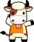 خوشحالی گاو و گوسفندان از گرانی اخیر!