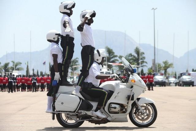 هفته پلیس در نیجریه