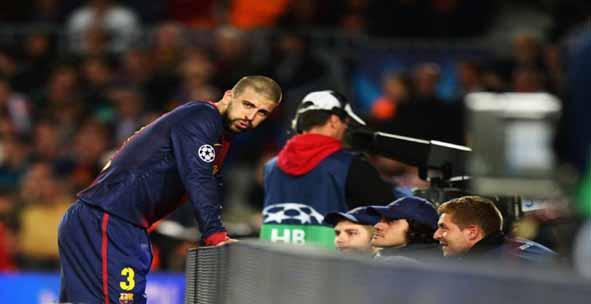بایرن مونیخ فینالیست شد/ بارسلونا 0 - بایرن مونیخ 3 (گزارش لحظه به لحظه)