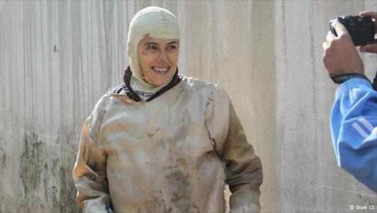 283785 435 - اولین دختر بدلکار ایرانی (+عکس)