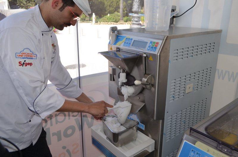 بستنی ساز صنعتی