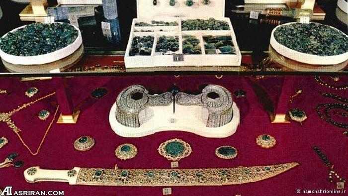 جواهرات بیهمتای ایران؛ از تخت طاووس تا الماس دریای نور