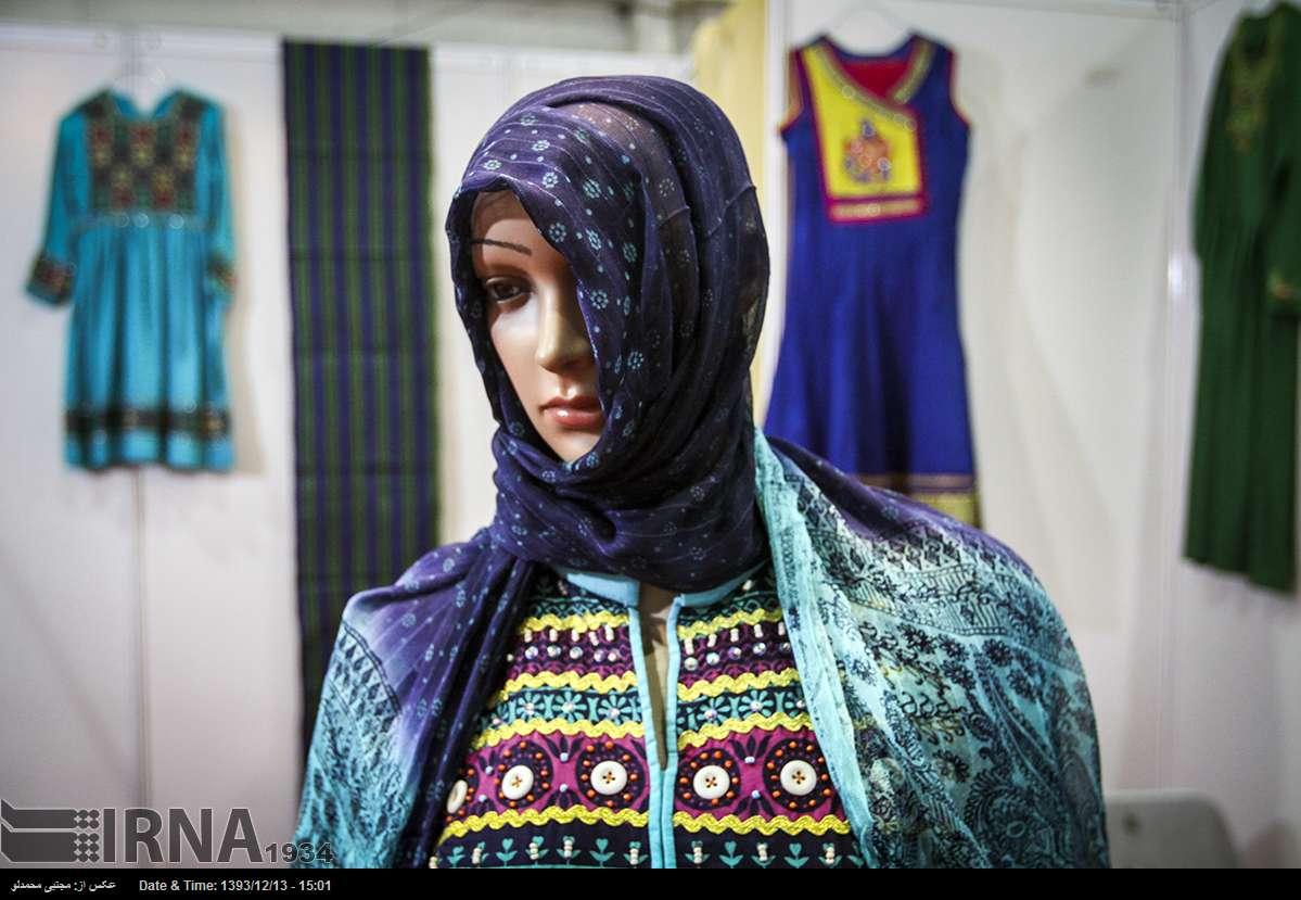 ع چاق ایرانی لباس های سنتی ایرانی (عکس)