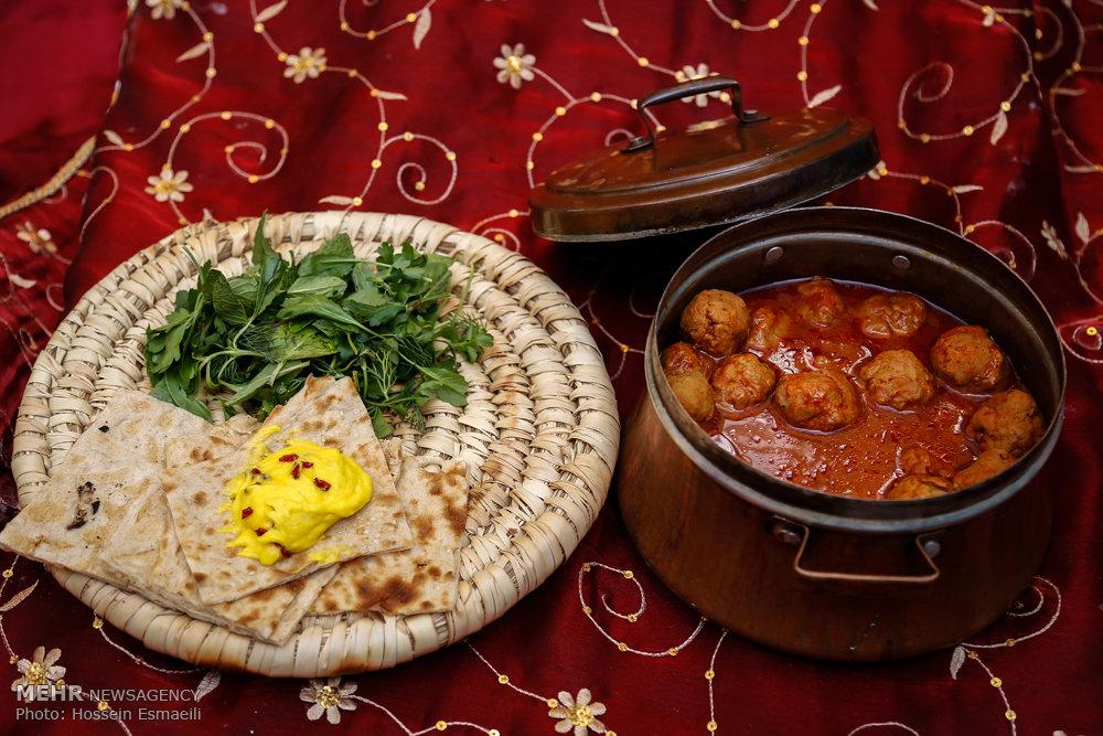 عکس غذای سنتی ایرانی