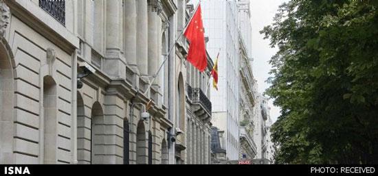 ساختمان مرموز چینیها در حومه پاریس! (+عکس)