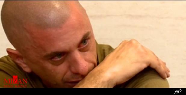 گریه سربازان آمریکایی در ایران