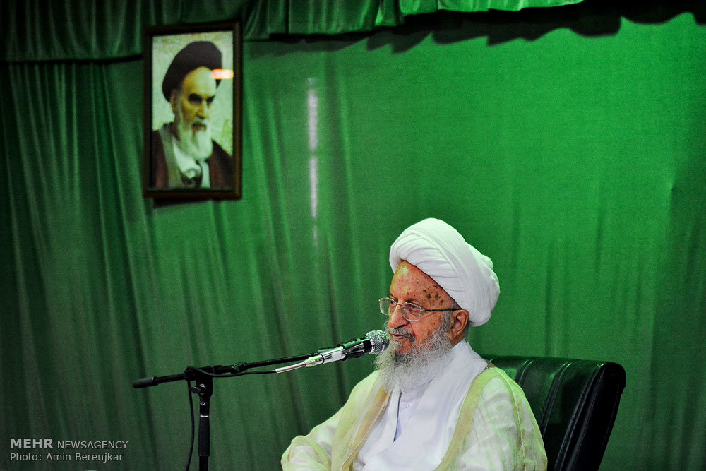آیة الله العظمی ناصر مکارم شیرازی