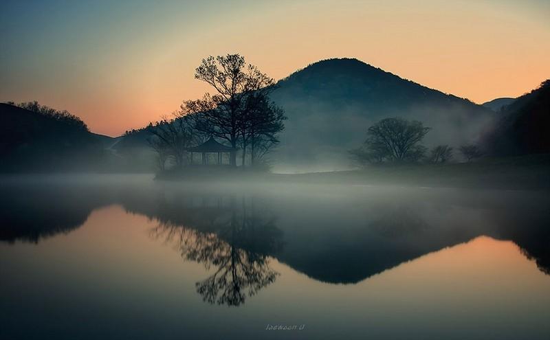عکس طبیعت کره