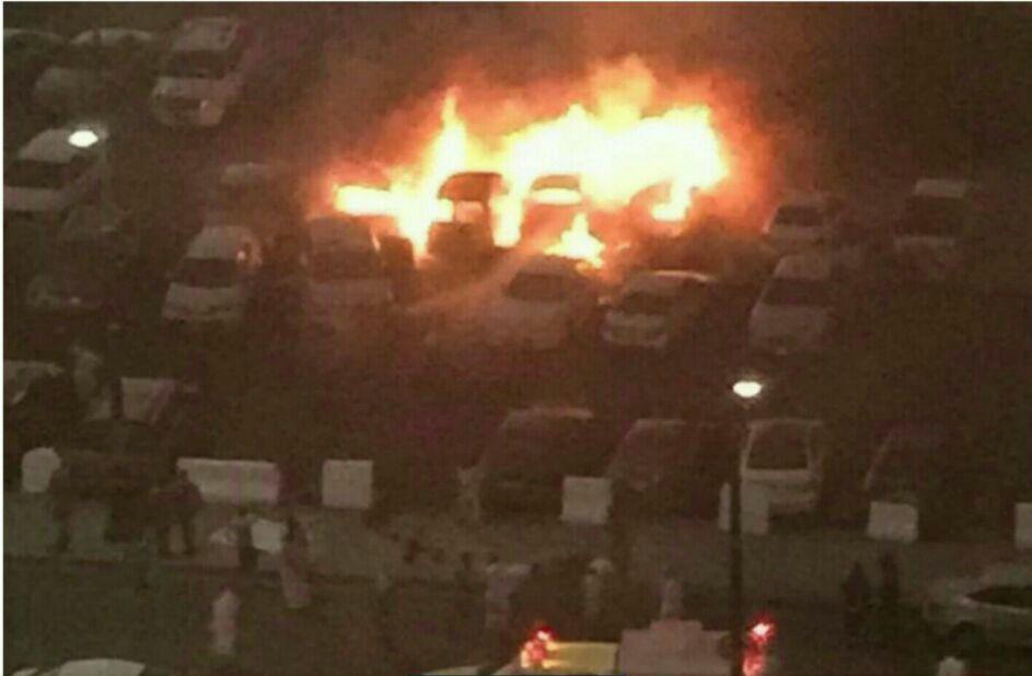 انفجار انتحاری در نزدیکی مسجد النبی