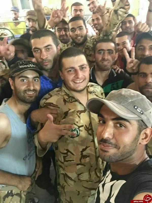 تصادف دیروز اصفهان آخرین عکس سربازان قربانی تصادف دیروز اتوبوس