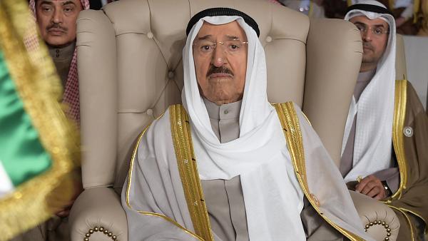درگذشت امیر کویت در سن 91 سالگی