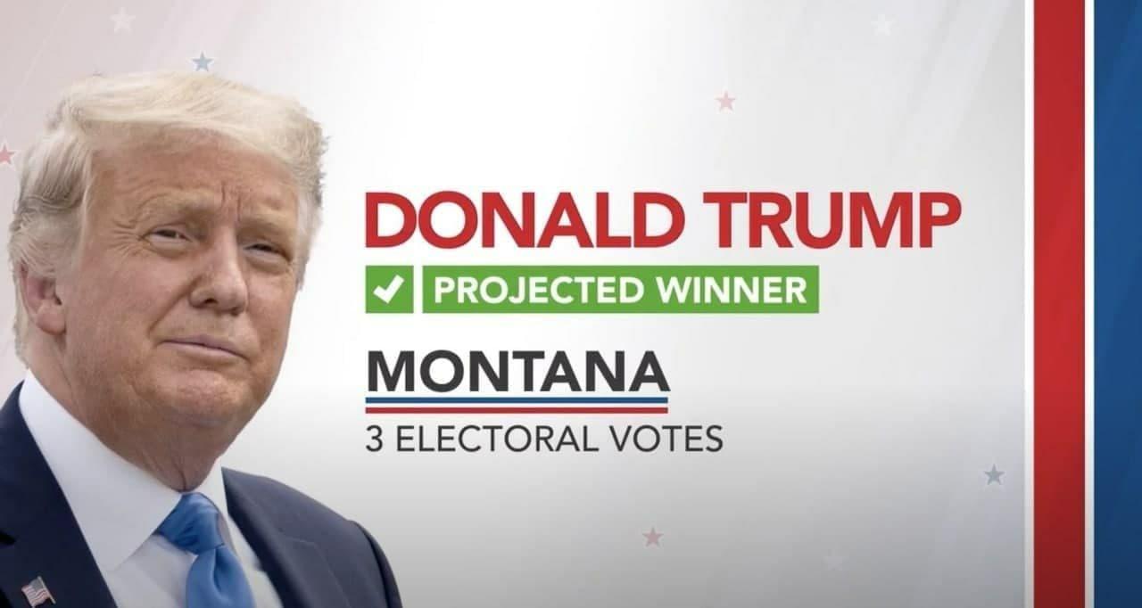 انتخابات امریکا/ جو بایدن 223 - ترامپ  204