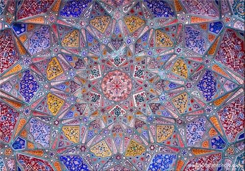 مسجد وزیرخان در لاهور - پاکستان