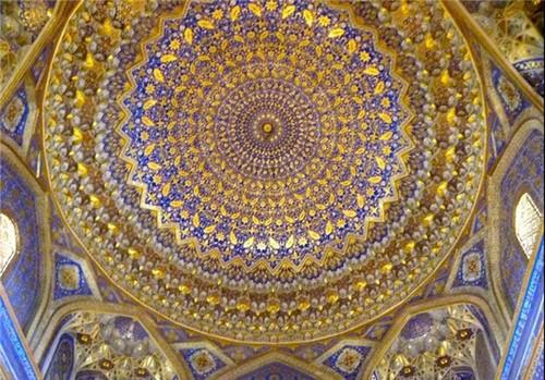 مسجد Tori Kori Madrasah – سمرقند