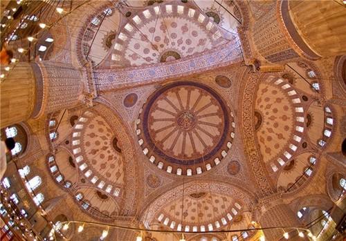 مسجد سلیمانیه در استانبول – ترکیه