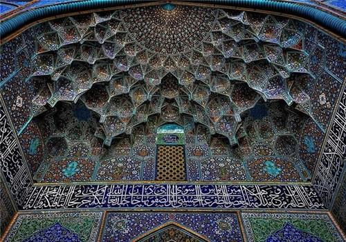 مسجد شیخ لطف الله در اصفهان – ایران