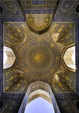 مسجد امام در اصفهان – ایران