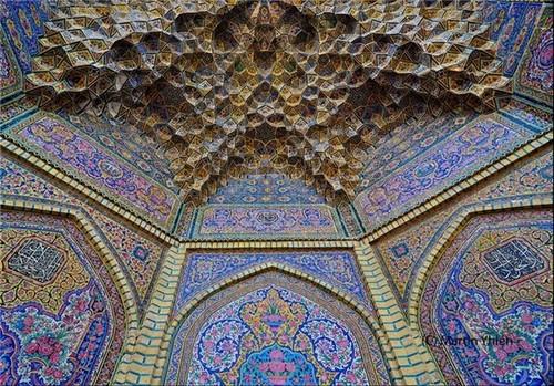 مسجد در تهران – ایران