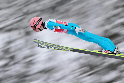 مسابقات جهانی اسکی پرش در باواریا آلمان