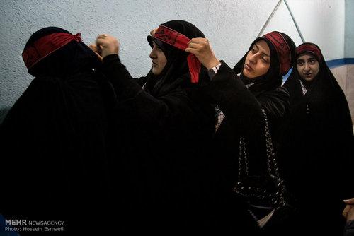 زنان سپاه دختران سپاه