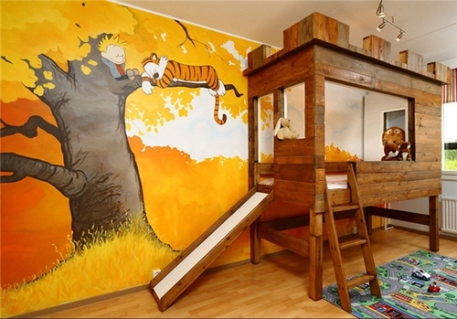 resized 437009 572 خلاقیت والدین برای اتاق کودک