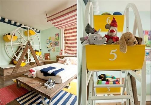 resized 437012 324 خلاقیت والدین برای اتاق کودک