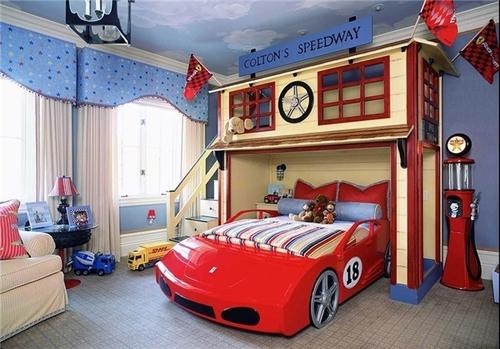 resized 437016 698 خلاقیت والدین برای اتاق کودک