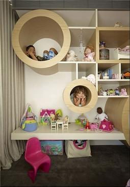 resized 437019 820 خلاقیت والدین برای اتاق کودک