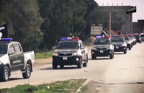 داعش در لیبی