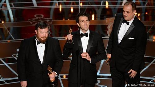 اسکار بهترین میکس صدا به کریگ من، بن ویلکینز و تامس کرلی برای فیلم