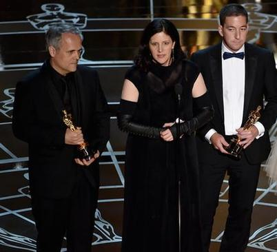 اسکار بهترین مستند بلند سال به