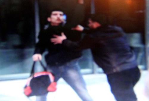 دستگیری فرد مظنون به بمبگذاری در مراسم