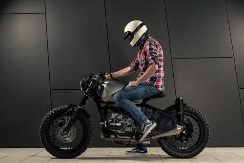 ۵. مدل: Voltron؛ شرکت سازنده: ER Motorcycles