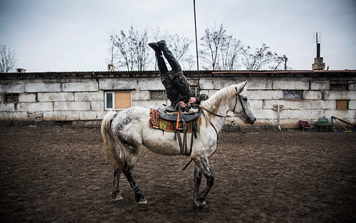 نیروهای طرفدار روسیه در شرق اوکراین