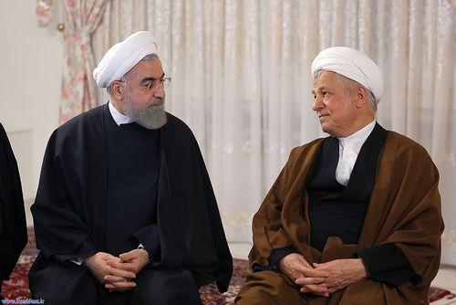 resized 448861 578 حضور مسئولان نظام در منزل حسن روحانی (عکس)