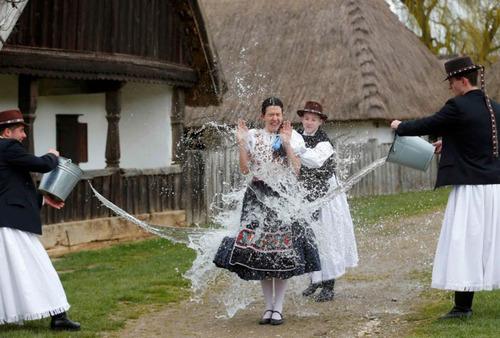 جشن عید پاک در مجارستان