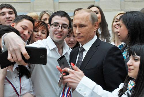 پوتین در محاصره