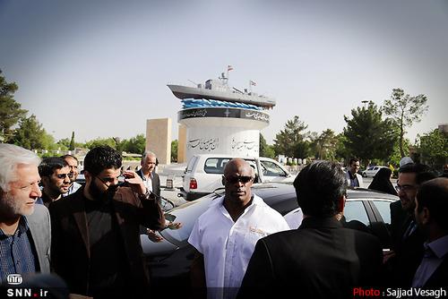 همسر رونی کلمن رونی کلمن در تهران بیوگرافی رونی کلمن