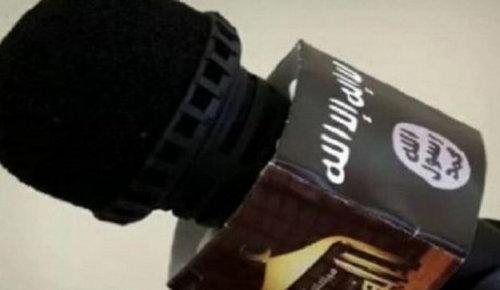 تصاویر شبکه تلوزیونی داعش