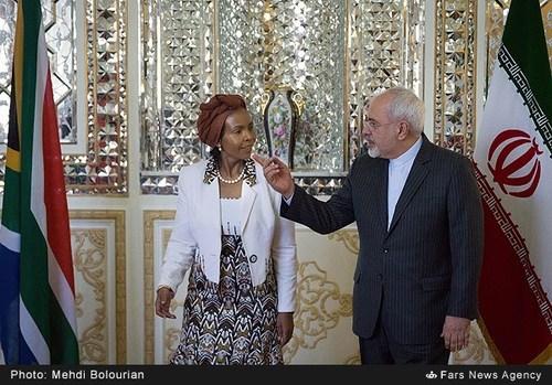 همسر جواد ظریف سوابق جواد ظریف