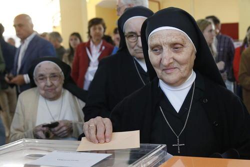 برگزاری انتخابات محلی در اسپانیا
