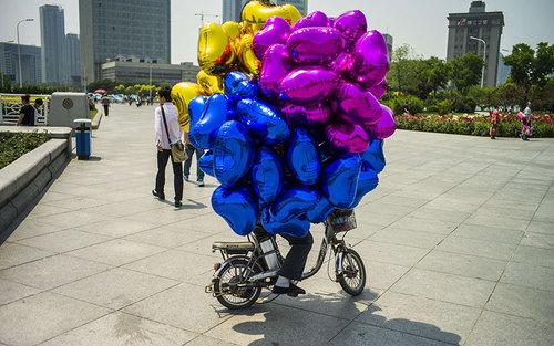 شهر بندری تایجین در شمال چین