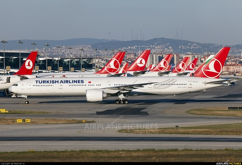 7- شرکت هواپیمایی ترکیه (ترکیش ایر) - 31 میلیون مسافر سال تاسیس: 1933 / تعداد هواپیما: 250 فروند تعداد کارکنان:18.882 نفر تعداد مقصدها: 247 مقصد http://www.turkishairlines.com/