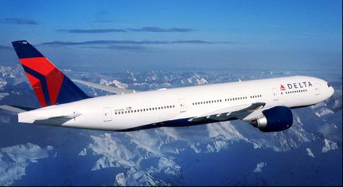 10- شرکت هواپیمایی آمریکایی دلتا ایرلاینز - 24.2 میلیون مسافر سال آغاز فعالیت: 1929 حجم ناوگان: 743 تعداد مقصد:  247 شمار کارکنان: 77.757 نفر https://www.delta.com/