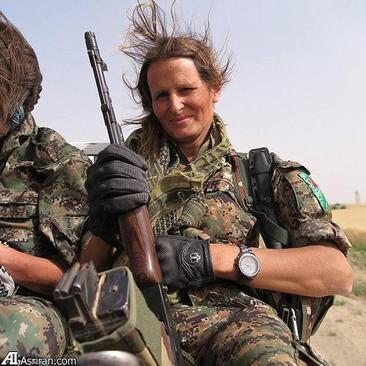زن کانادایی زن داعش اخبار داعش