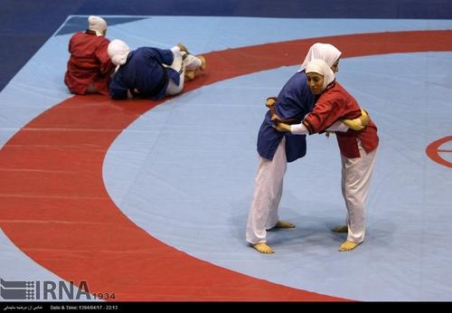 کشتی زنان کشتی دختران عکس ورزش زنان عکس کشتی زنان