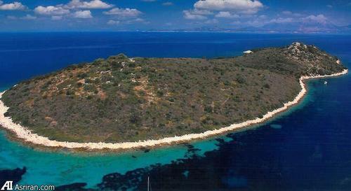 جزیره 1700 متری