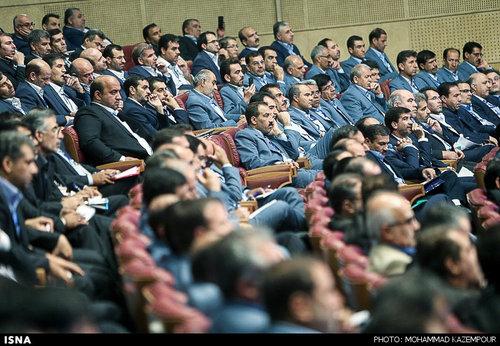 عکس: اجلاس مدیران آموزش و پرورش کل کشور با حضور هاشمی