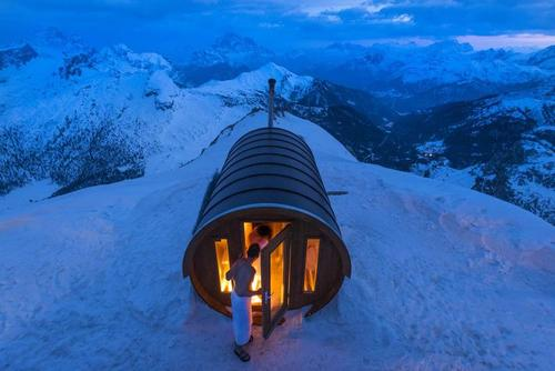 کوه های آلپ ایتالیا - استفانو زاردینی