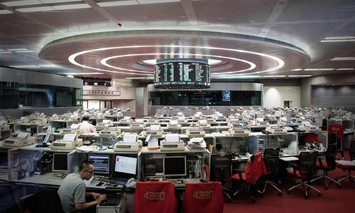بازار بورس هنگ کنگ